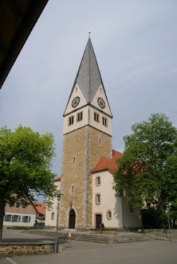 Kirche Dettingen