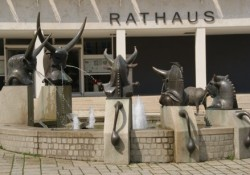 Rathaus Dettingen